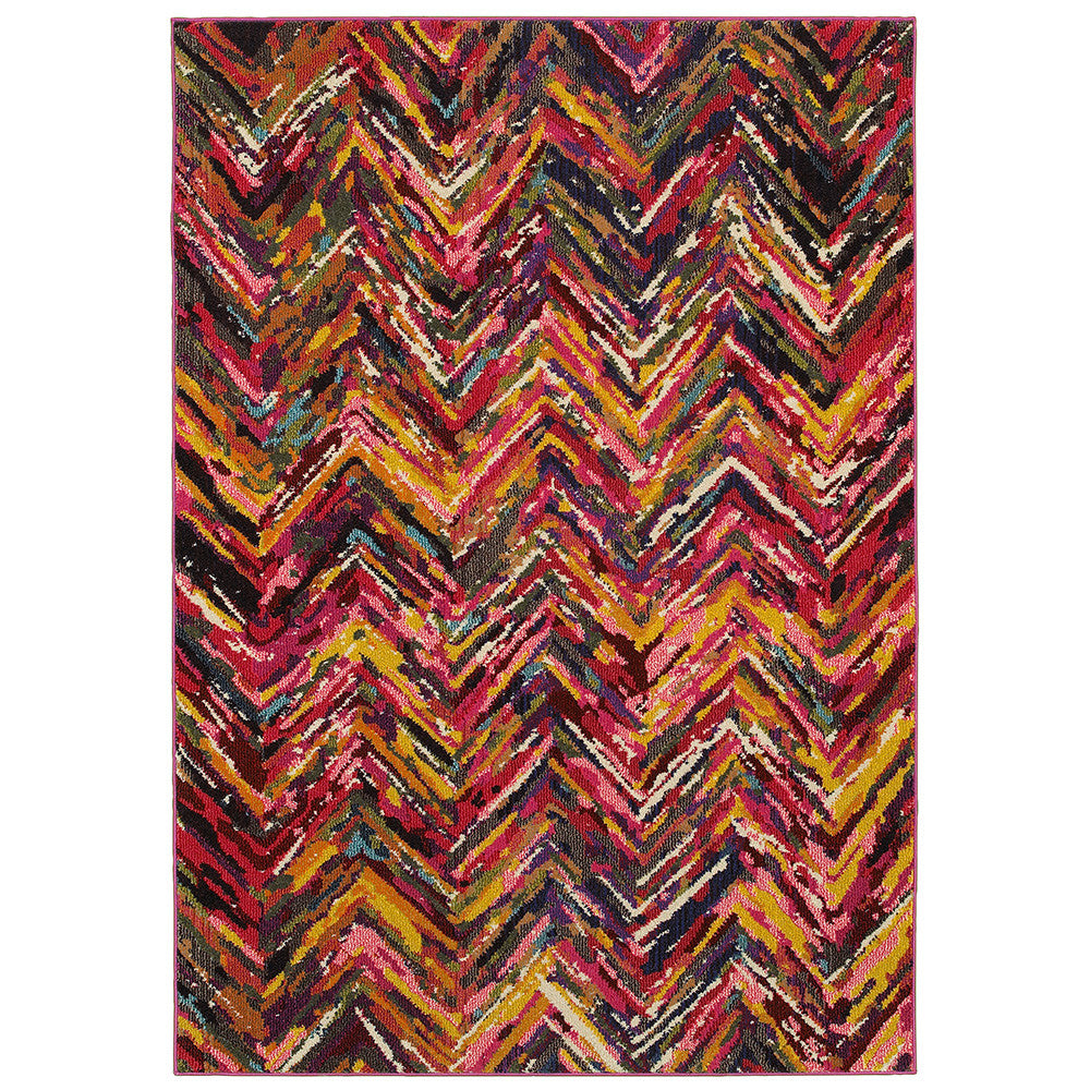 LR Resources Jubilee 81001 Multi Area Rug main image