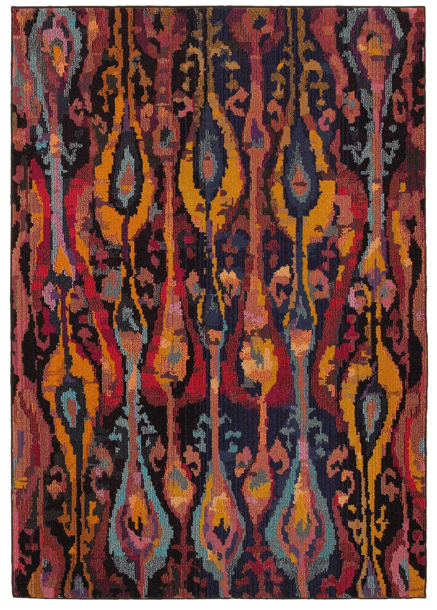 LR Resources Jubilee 81002 Multi Area Rug main image