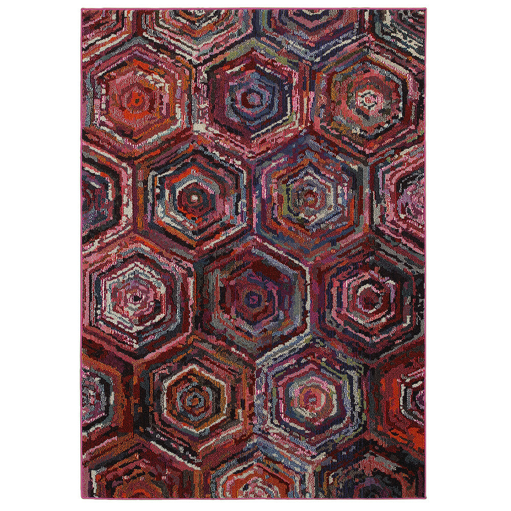 LR Resources Jubilee 81003 Multi Area Rug main image