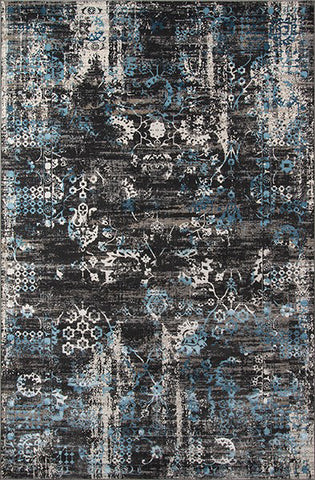 Momeni Juliet JU-01 Charcoal Area Rug main image