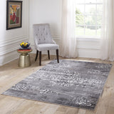 Momeni Juliet JU-05 Grey Area Rug Room Scene