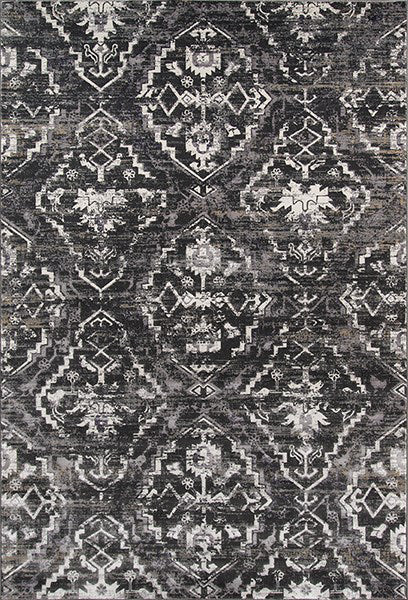 Momeni Juliet JU-08 Charcoal Area Rug main image