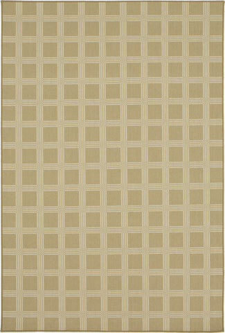 Karastan Design Concepts Woolston Plaid Harvest Area Rug main image
