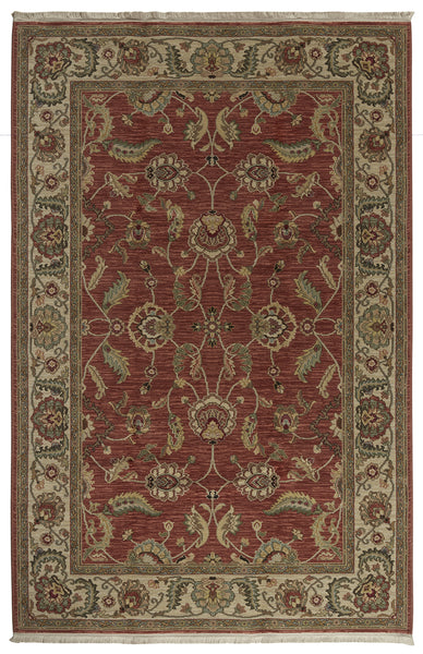 Karastan Ashara Agra Red Area Rug Incredible Rugs And Decor