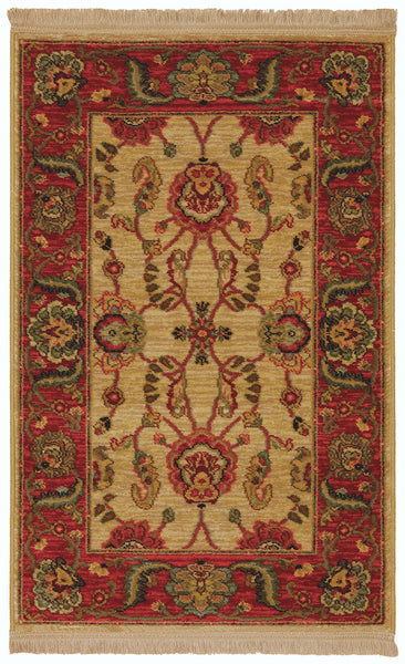 Karastan Ashara Agra Ivory Area Rug Incredible Rugs And