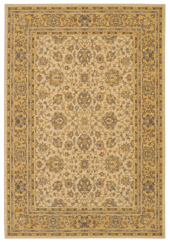 Karastan Sierra Mar Capri Maize Area Rug main image