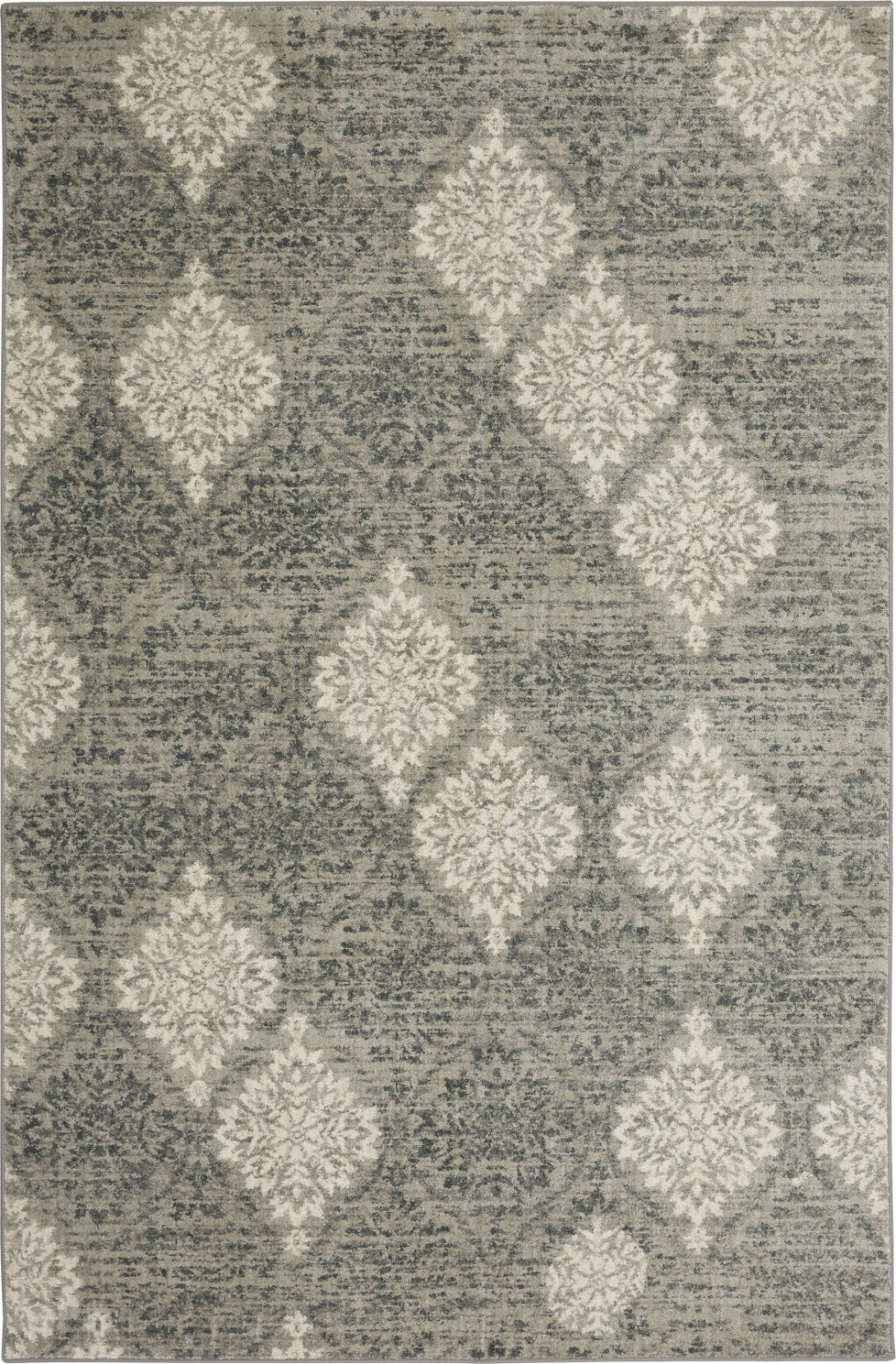 Karastan Euphoria Wexford Willow Grey Area Rug main image