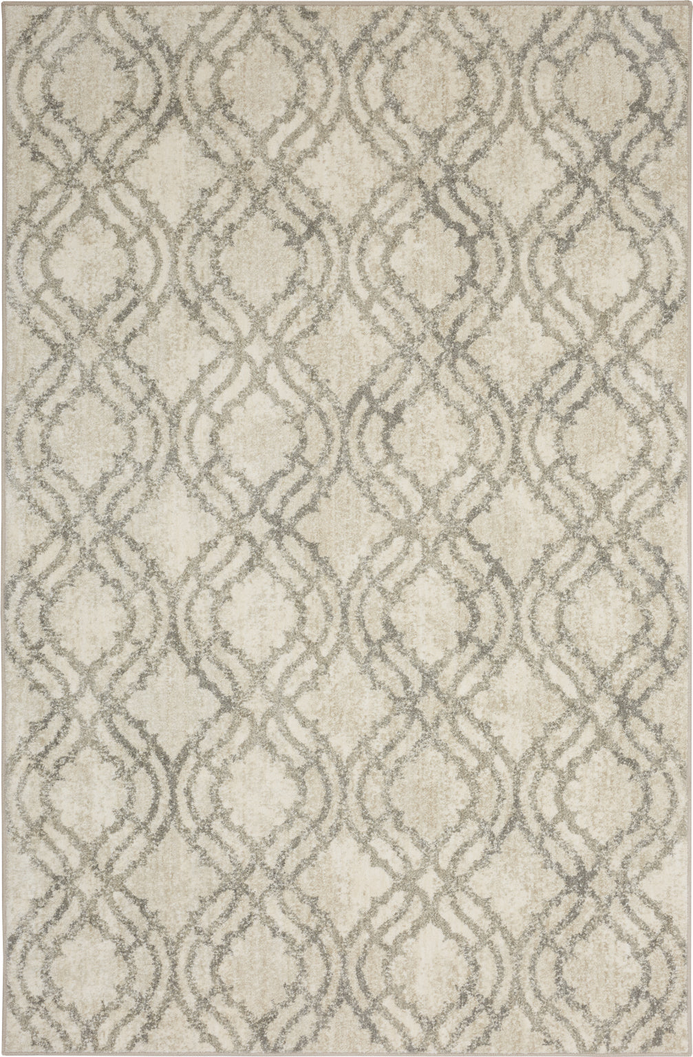 Karastan Euphoria Potterton Natural Area Rug by Lattice main image