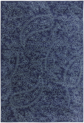 Karastan Pacifica Kingston Indigo Area Rug main image