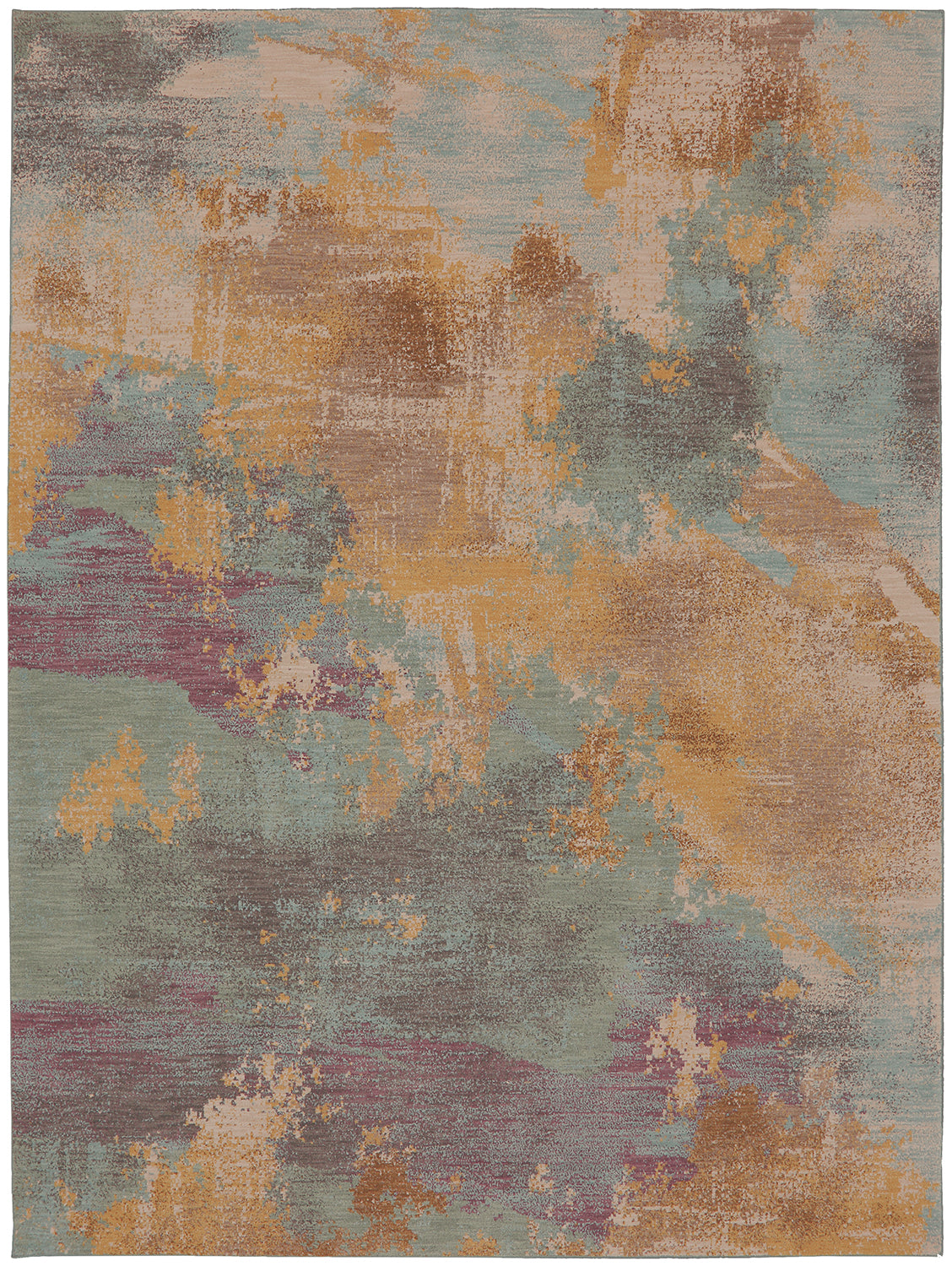 Karastan Enigma Patina Multi Area Rug by Vie main image