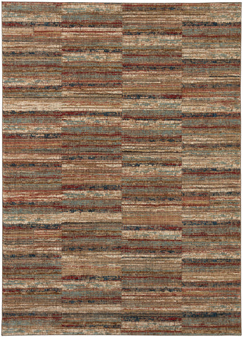 Karastan Intrigue Ruse Spice Area Rug main image