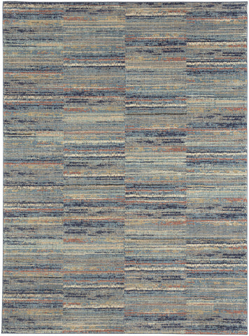 Karastan Intrigue Ruse Indigo Area Rug main image