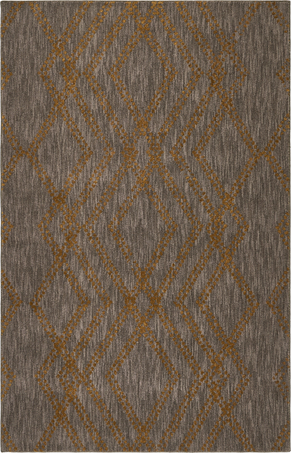 Karastan Cosmopolitan French Affair Smokey Gray Area Rug by Patina Vie main image