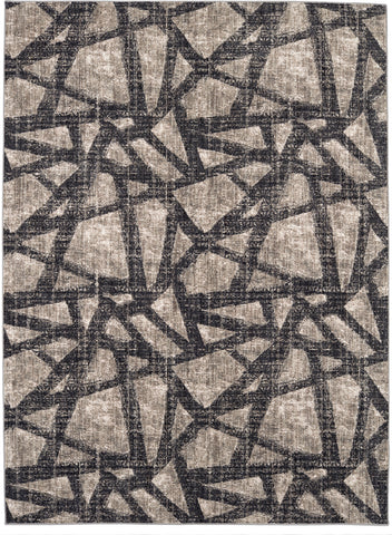 Karastan Expressions Solstice Onyx Area Rug by Scott Living main image