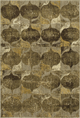 Karastan Expressions Iconograph Gold by Area Rug Scott Living main image