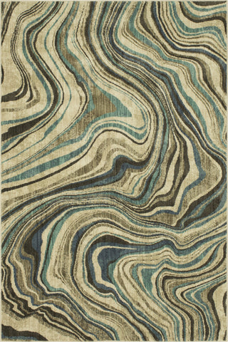 Karastan Expressions Sediment Lagoon by Area Rug Scott Living main image