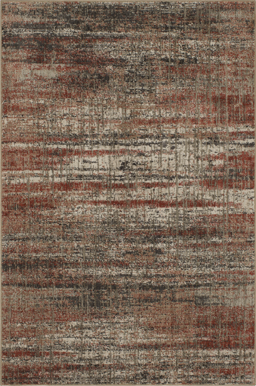 Karastan Expressions Craquelure Ginger by Area Rug Scott Living main image