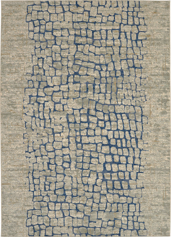 Karastan Tempest Calle Cobalt by Area Rug Virginia Langley main image