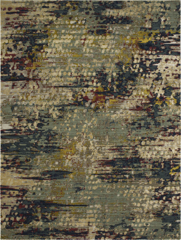 Karastan Decollage Tempera Multi Area Rug main image