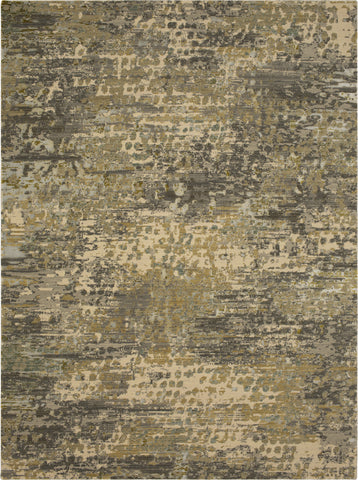 Karastan Decollage Tempera Neutral Area Rug main image