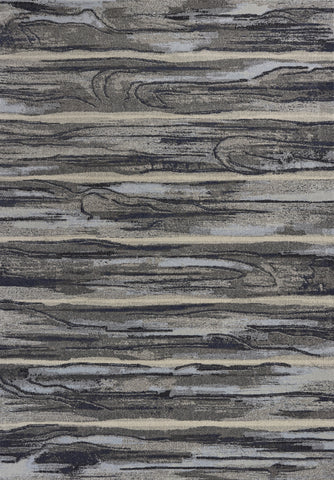 KAS Illusions 6210 Grey Landscape Area Rug main image