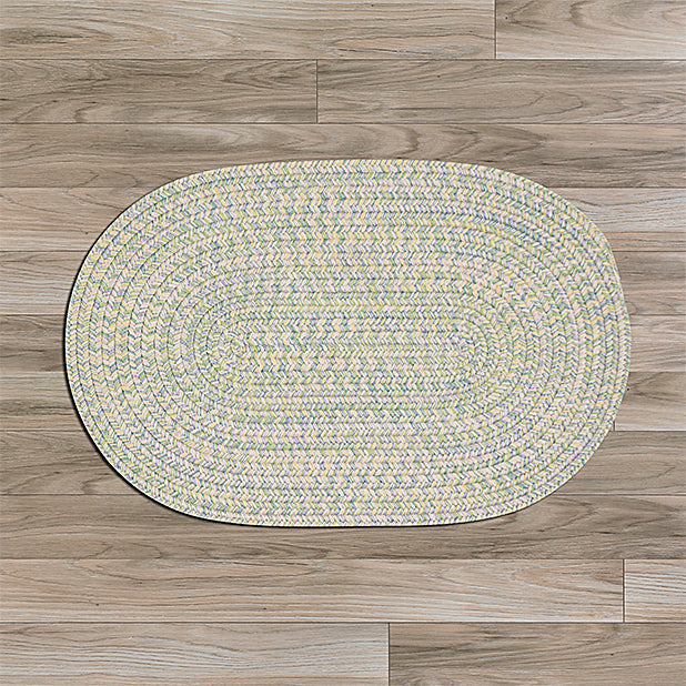 Colonial Mills Kicks Cove KC27 Oval Pastel Area Rug main image