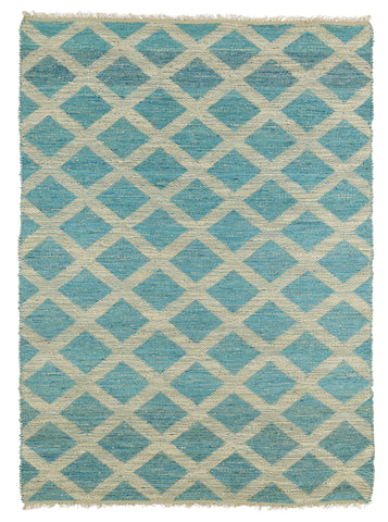 Kaleen Kenwood KEN05-91 Teal Area Rug
