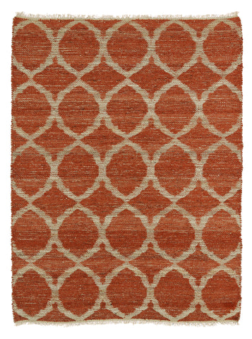 Kaleen Kenwood KEN06-30 Rust Area Rug main image