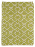 Kaleen Kenwood KEN07-96 Lime Green Area Rug