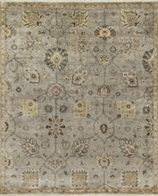 Loloi Kensington KG-03 Silver Cloud Area Rug by Henrietta Spencer-Churchill
