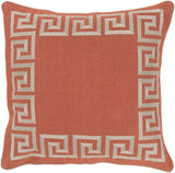 Surya Key Keeper of the Keys KLD-006 Pillow by Beth Lacefield