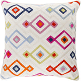 Surya Woven Geo in Geometric KSG-001 Pillow by Kate Spain