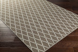 Surya Lambert LAB-2003 Dark Brown/Light Gray Area Rug Main