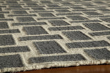 Momeni Laguna LG-02 Grey Area Rug Closeup