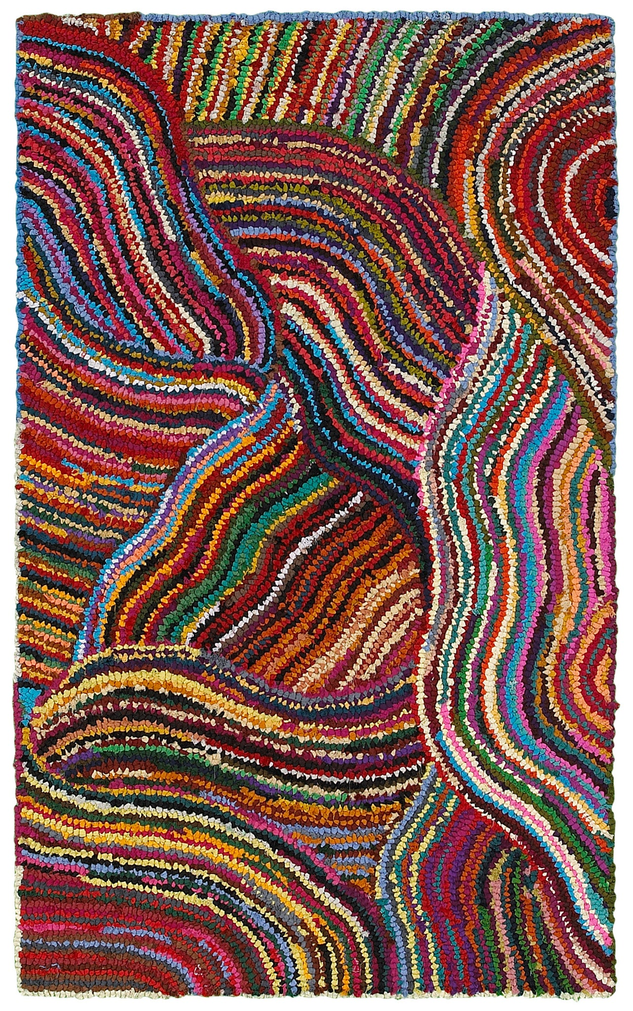 LR Resources Layla 03402 Multi Area Rug