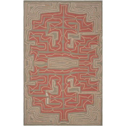 Surya Labyrinth LBR-1008 Area Rug by Julie Cohn