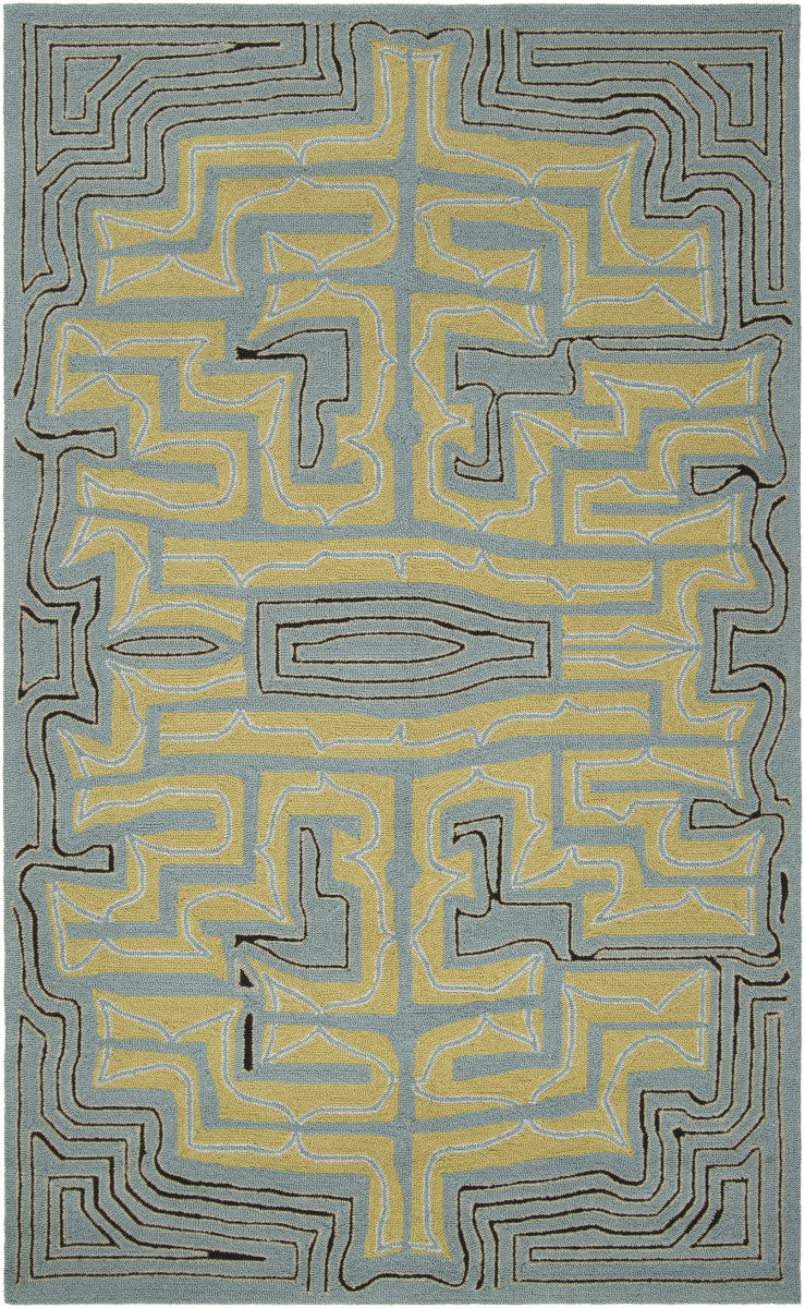 Surya Labyrinth LBR-1013 Area Rug by Julie Cohn