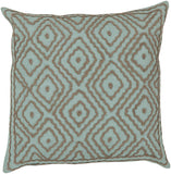 Surya Atlas Multi-Dimensional Diamond LD-027 Pillow by Beth Lacefield