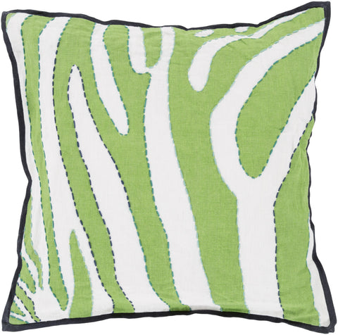 Surya Zebra Color Me Wild by Beth Lacefield