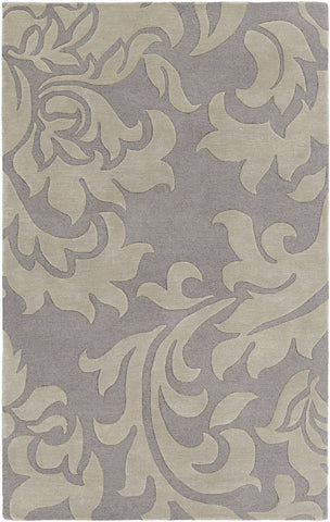Artistic Weavers Lounge Heidi Gray/Light Gray Area Rug main image