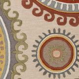 Artistic Weavers Lounge Alanna Beige Multi Area Rug Swatch