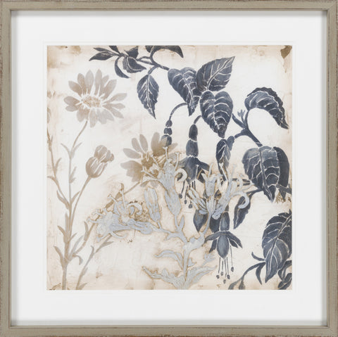 Surya Wall Decor LJ-4029 Blue by Megan Meagher