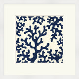 Surya Wall Decor LJ-4150 Blue by June Erica Vess 23 X 23 Square