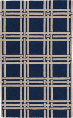 Surya Lockhart LKH-9008 Blue Area Rug by Alexander Wyly main image
