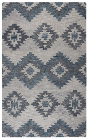 Rizzy Leone LO9996 Ivory Area Rug main image