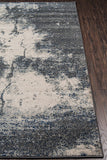 Momeni Loft LO-03 Grey Area Rug Detail Shot