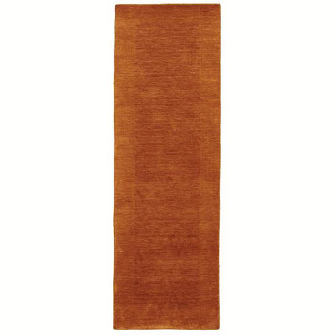 LR Resources Loom Seridian 03811 Rust Area Rug
