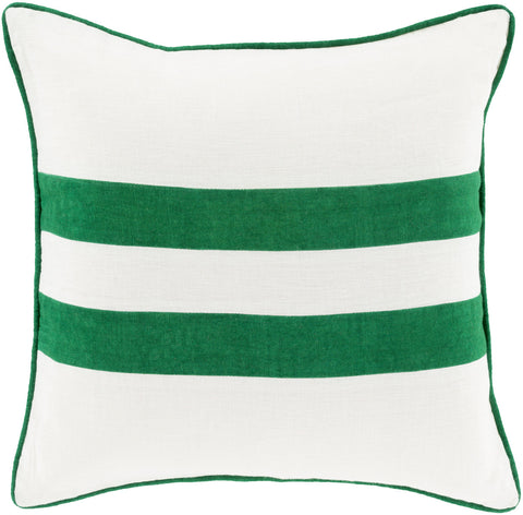 Surya Linen Stripe LS006 Pillow