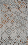 Rizzy Lancaster LS375A Gray Area Rug