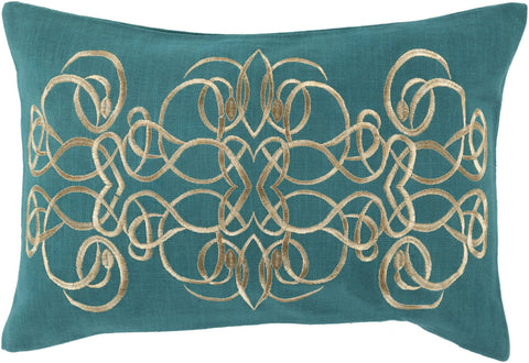 Surya Lucida Sensation of Swirl LU-003 Pillow